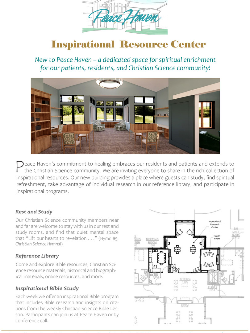Inspirational Resource Center
