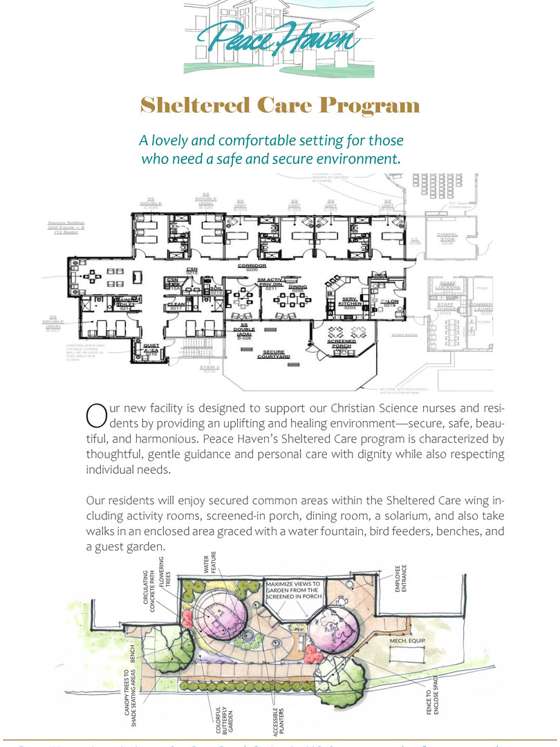 Sheltered Care