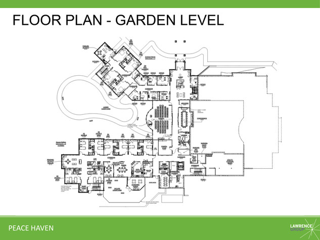 Floor Plan - Garden Level