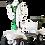 Thumbnail: GOLF SKATE CADDY V3