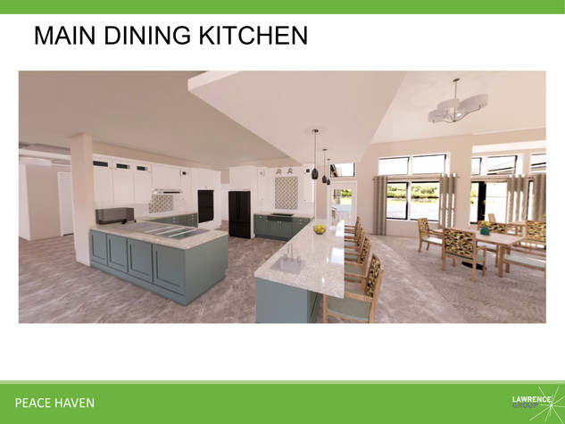 Main Dining Kitchen