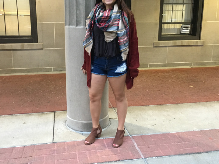 Wrap up your Fall Outfit