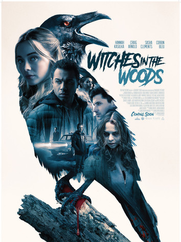 Witches in the Woods - Poster 27x40sm.jp