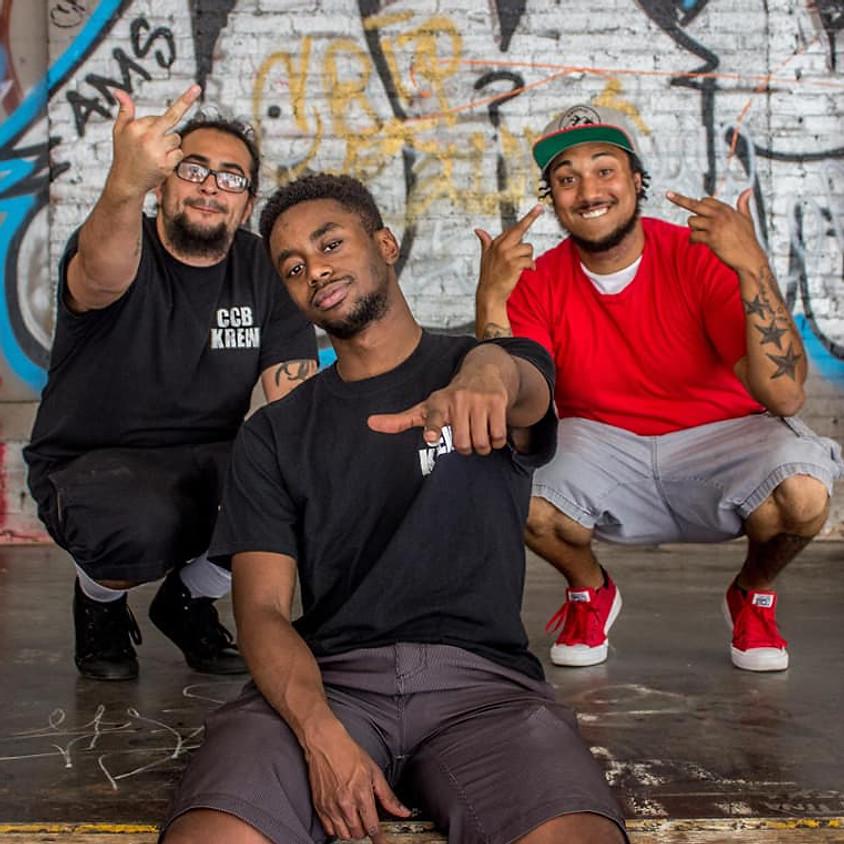 Hip Hop Show with Romeo Estrada