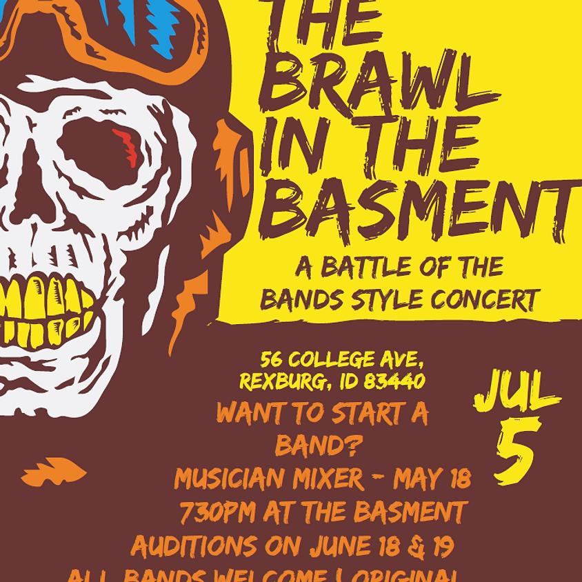 Brawl In The Basement
