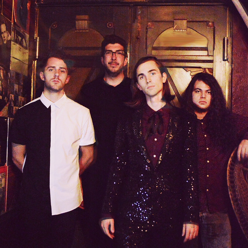 The Fangs, Michael Barrow and the Tourists, The Good News