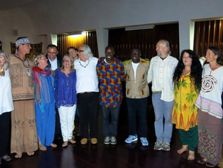 Sound healing and world peace - it is love
