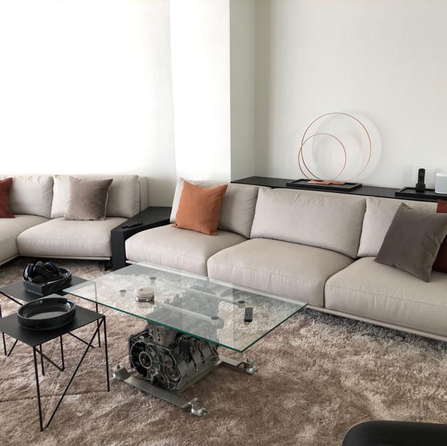 Ultieme lounge