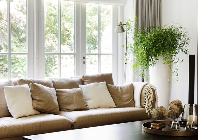 Modern wonen met klassieke elementen