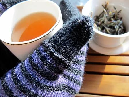 Wonderfully Warming Winter Tea