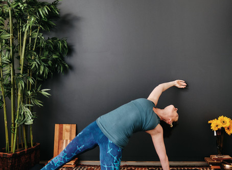 Yoga - one story from my life