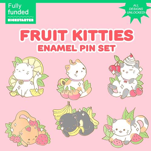 Pre-Order Fruit Kitty Kickstarter