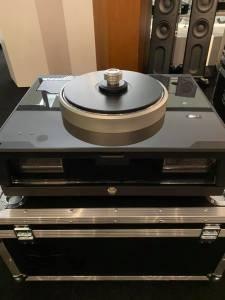 Dohmann Helix One Mk2 Turntable