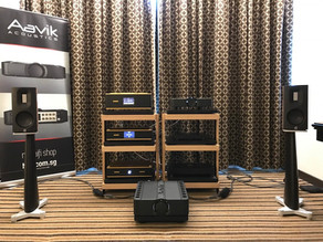 hifi.com.sg at the International Sight and Sound Exhibition 2018