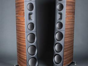 BØRRESEN 05 Floor standing Loudspeaker