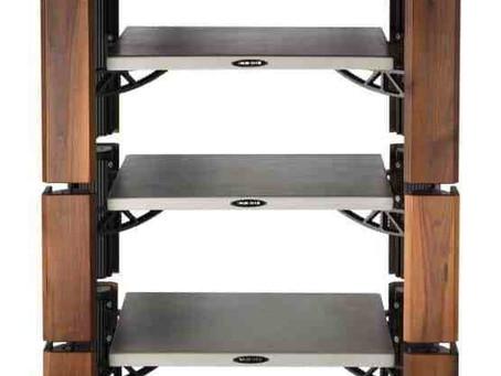 Solidtech Hybrid Wood Audio Rack