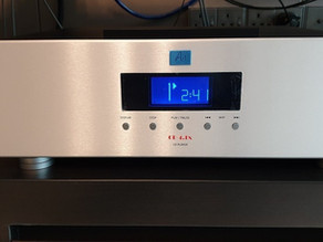 Customer's Audio Note Set Up with Dr. Feickert Blackbird,Reed 3Q Tonearm, Miyajima Cartridges
