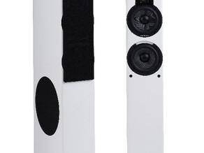 Scansonic M9BTL Powered Wireless Floorstanding Speakers
