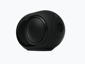 BLACK IS THE NEW BLACK FOR DEVIALET Devialet unveils its first Matte Black product in the Phantom Re