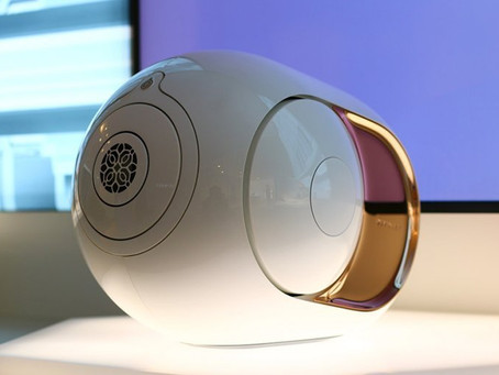 The Master Switch : Devialet Phantom Review