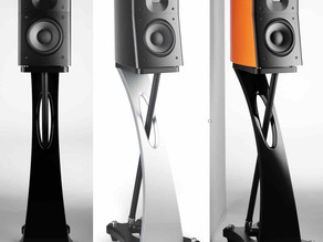 World premiere– introducing the new Raidho Acoustics TD1.2 speakers