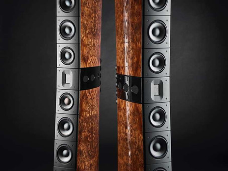 WORLD PREMIERE – Raidho TD-4.8 Loudspeaker