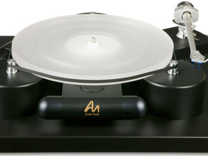 Audio Note UK TT3 turntable system Review