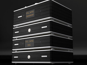 Wadax • Atlantis Digital-to-Analog Converter and Universal Transport
