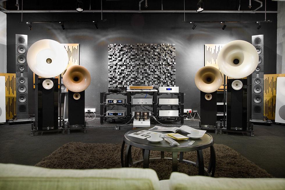 Audio Note S'pore Showroom Unit 03-35