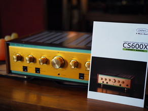The Leben HiFi Stereo Company CS-600X Integrated Amplifier – An Old Friend Gets Even Better!