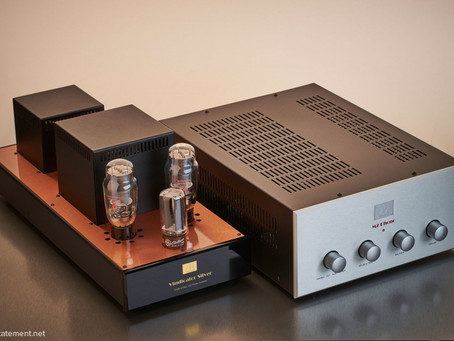 Audio Note Vindicator Silver and M2 Phono