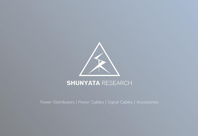 SHUNYATA RESEARCH DISTRIBUTOR AND CABLING SYSTEMS