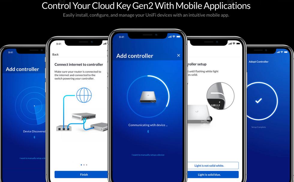 Cloud Key Gen2