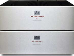 Audio Note UK Fifth Element/Fifth Force DAC Review