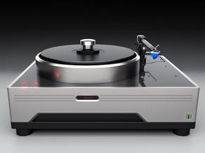 Dohmann Audio Helix Two MkII Turntable