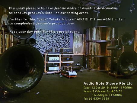 Avantgarde Acoustic Product Tour