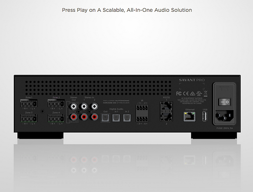 Savant Pro Audio