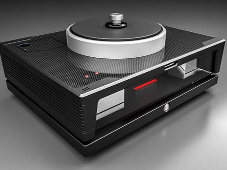 Dohmann Helix One Mk2 Turntable Coming Soon…