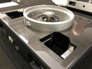 Dohmann Helix One Mk2 Turntable