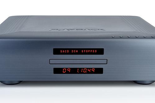 Playback Designs MPS-8 Dream Player (Optional StreamX Streamer)