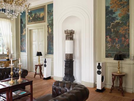 Scansonic's new active M BTL loudspeaker series