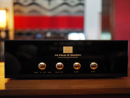 The Audio Note (UK) Oto Phono SE Signature Integrated Amplifier – An Affordable Masterpiece!