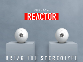 Devialet Phantom Reactor Available In Stereo