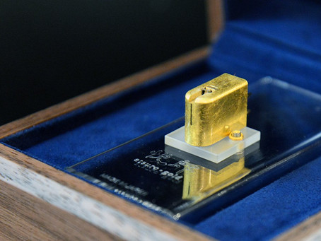 Etsuro Gold Moving Coil Cartridge: Reference Redefined