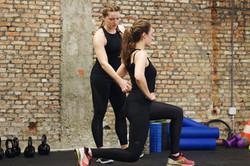 Personal training - houdingscorrectie