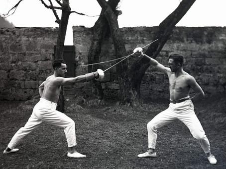 Anmerkungen zum klassisch-sportlichen Zweikampf (1843)