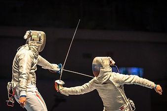 Modernes Sportfechten