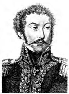 Ein Portrait des Barone Rosaroll Scorza.