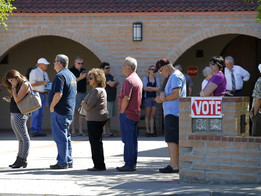Texas Early Voting Turns Out 4.5 Million People