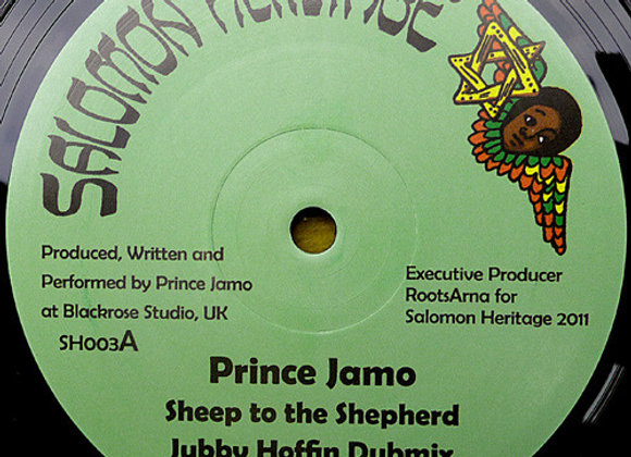 "Prince Jamo - Sheep to the shepherd  (Vinyl 12"")"
